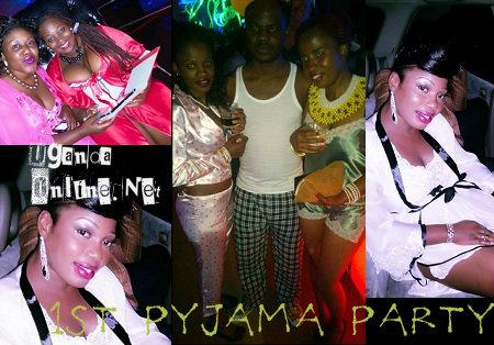 Club Venom hosts first Pyjama Party