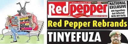 Red Pepper Rebrands