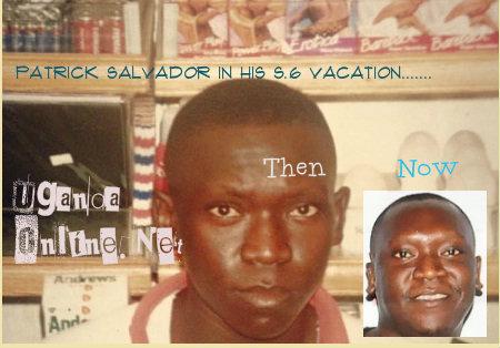 Patrick Salvador: Then Vs. Now