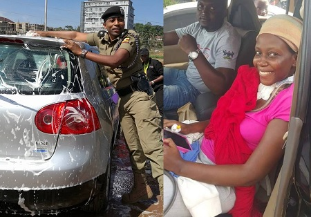 Over Shs50m realised in the Save Carol car wash