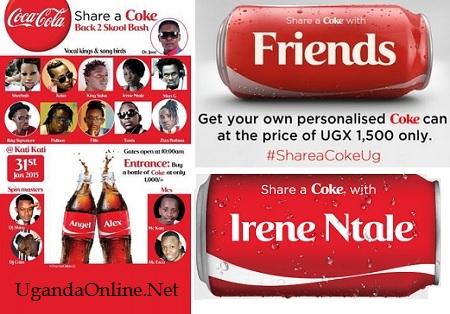 Share a coke with a friend