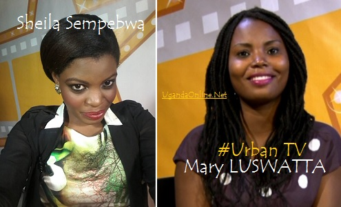 Urban TV Presenters - Sheila and Mary