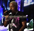 Sisqo doing his thing at Kyadondo Rugby Grounds