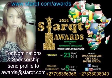 Star QT 2015 Awards