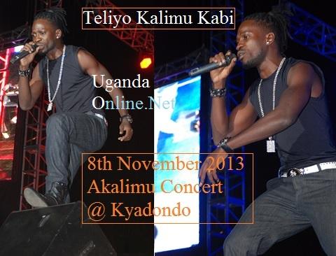 Bobi Wine at a recent function