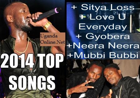 2014 Top Uganda Songs