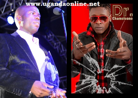 Chris Evans and Dr.Chameleone to launch on the same date