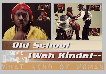 Bebe Cool's Old School Wah Kinda song