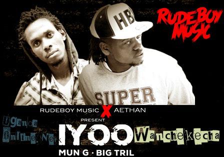 Iyoo by Mun G and Big Tril