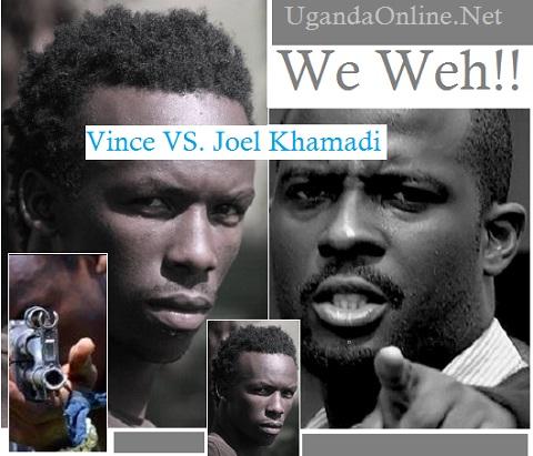 Vince Musisi attacks Joel Khamadi