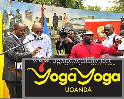 Yoga Yoga Uganda Launch