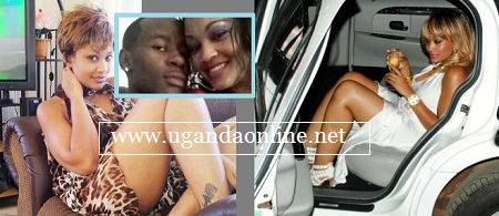 Zari sneaked into the country to see Lugudde
