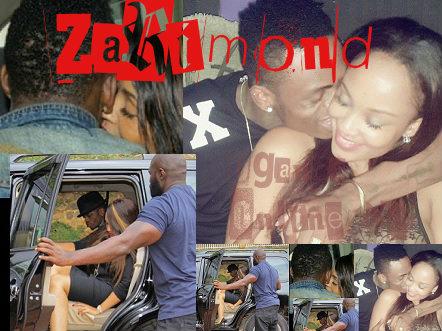 Zari and Diamond a few weeks back