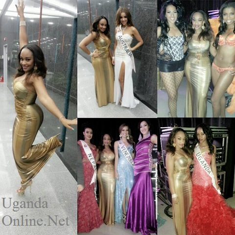 Zari tries to out compete the beauty contestants