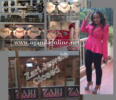 Garden City based Zari Jewels closed by URA.