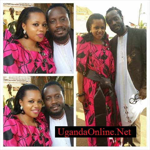 Zuena and Bebe Cool ahve been together as lovers for 12 years