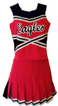Flyaway cheer uniform