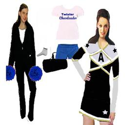 TOTAL CHEER UNIFORM ALL STAR PACKAGE