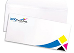full color business envelopes printing