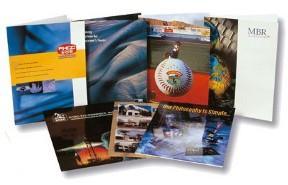 Custom Presentation Folder Printing