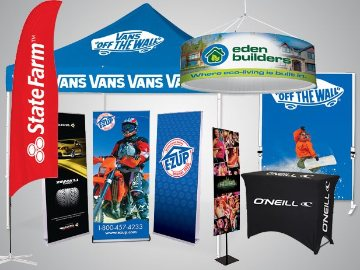 Are You Looking For Custom Printed Rigid Signs Indoor And Outdoor Vinyl Banners Table Covers Banner Stands Branded Event Tents Flags Displays