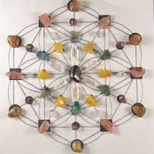 Using Crystal Grids in Transmissions