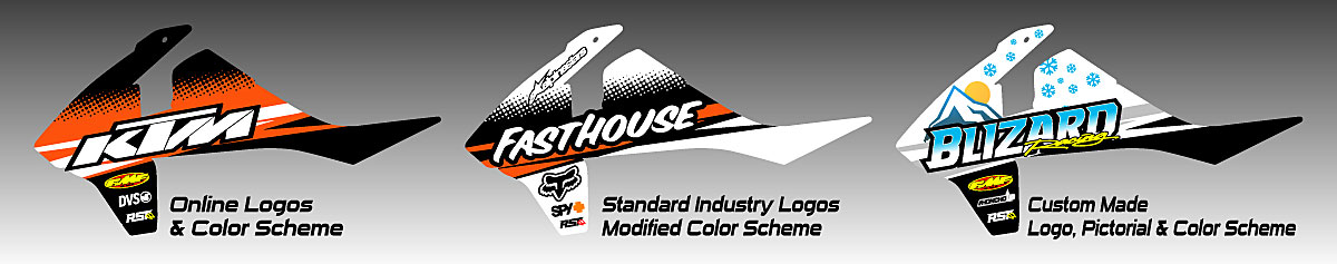 Roost MX - Motocross Graphics - Build a Bike
