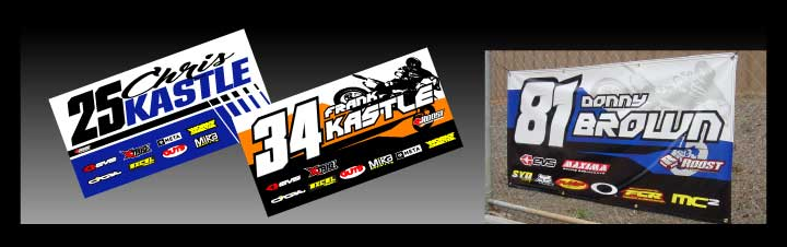Roost MX - Motocross Graphics - MX Banners