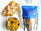 Lobster Roll Dog Treats