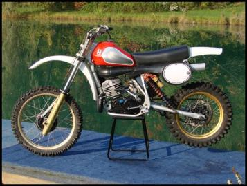 The Ultimate Vintage Husqvarna Motorcycle
