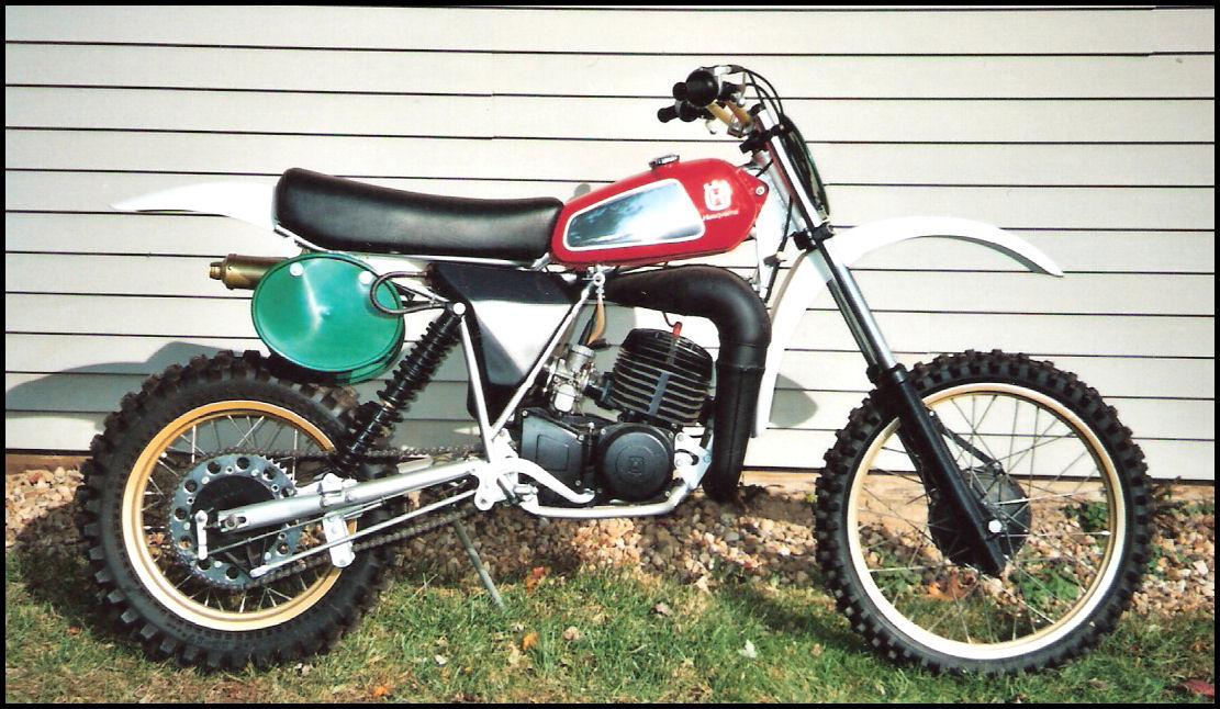 1980 CR250 - Restored - SOLD -