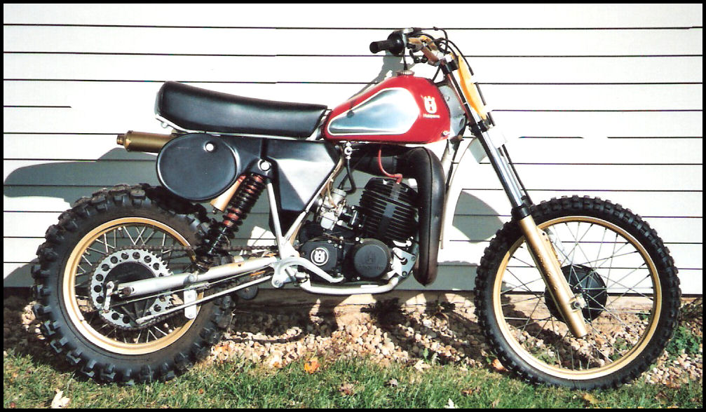 1981 CR430 - ALL Original - SOLD -