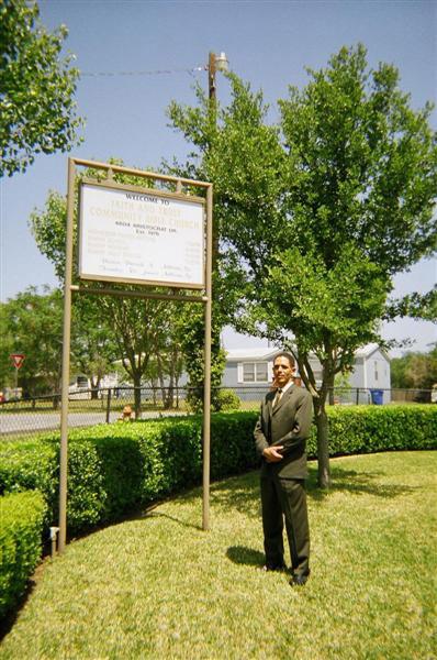 Pastor Patrick Neil  Addison. Sr.