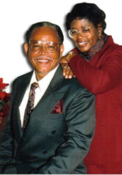 Rev. James Addison and Sis. Mayola McDonald Addison