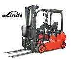 Linde 346 Model Electric Forklift