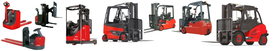 Linde Forklift Montage