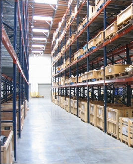 storage and warehouse racking