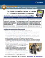 PowerBox Forklift Control System