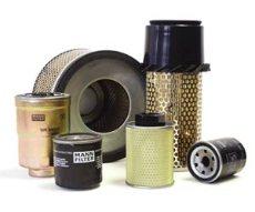 forklift fluids and filters