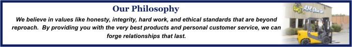 am davis philosophy banner