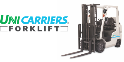 UniCarriers Lift Trucks, Helping You Get The Job Done!