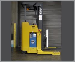 used yale forklift picture
