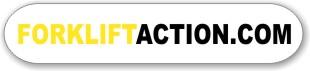 Forklift action logo
