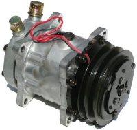 2005-2008 Grand Cherokee 5.7L, 6.1L only New A//C AC Compressor Kit