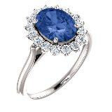 sapphire engagement rings - blue sapphire, pink sapphire, yellow sapphire, emerald and ruby engageme