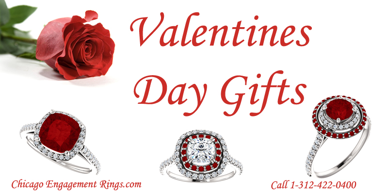 valentines day diamond jewelry gifts in chicago il illinois