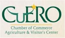 cuero chamber of commerce logo