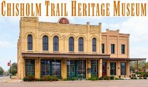 chisholm trail heritage museum exterior