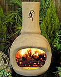 The Bushman Burner garden heaters