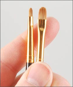 Miniature Authentic Reborn Brushes